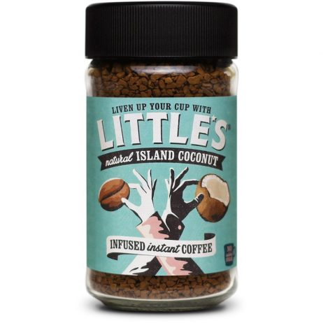 Island Coconut Flavour Infused Instant Coffee
